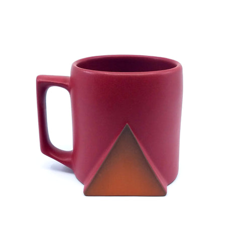 Euclid Mug - Red