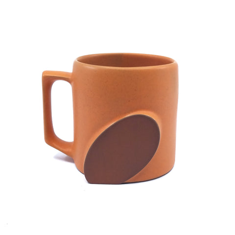 Euclid Mug - Orange