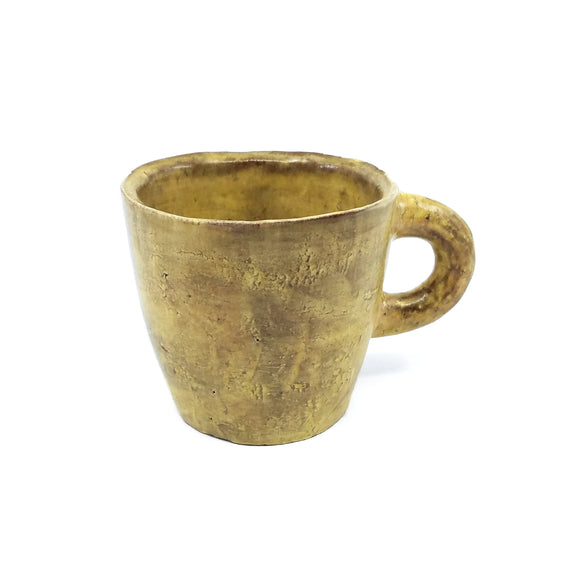 Soft Yellow Mug 1