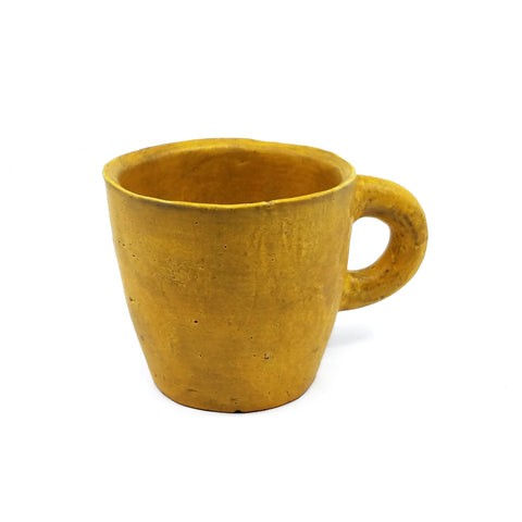 Bright Yellow Mug