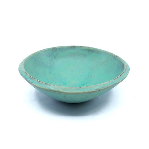 Low Teal Bowl 2