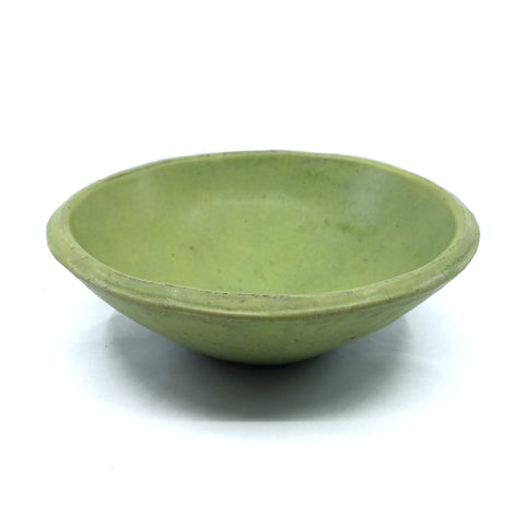 Low Green Bowl 1
