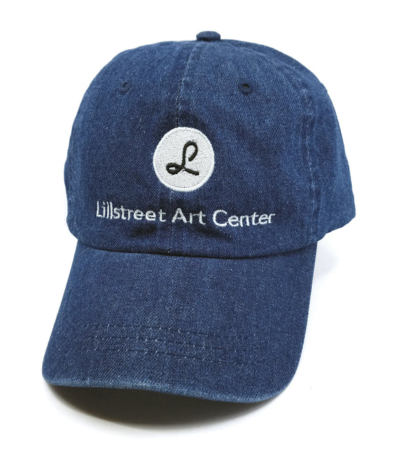 Lillstreet Art Center Embroidered Baseball Hat