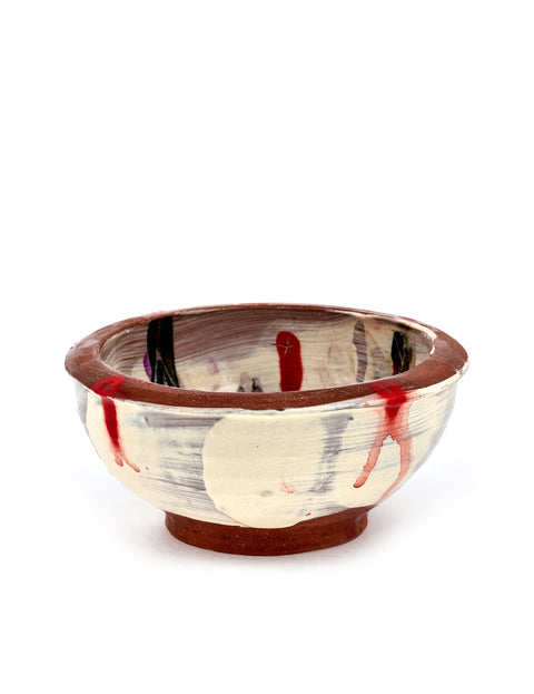 a bowl handmade by adam posnak