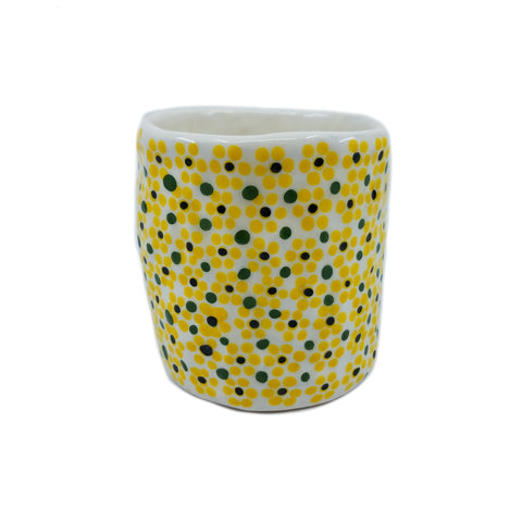 Yellow Daisy Cup