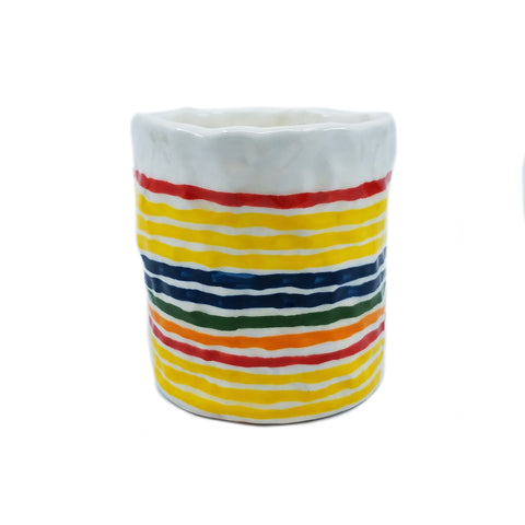 Multi Stripe Cup 1