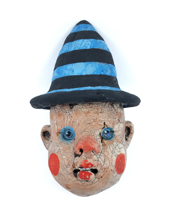 Doll Head in Hat (1)