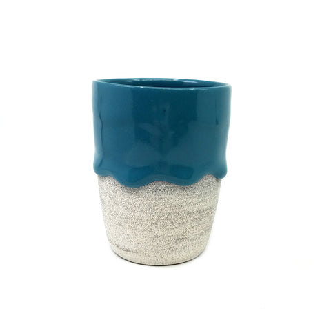 Azure/Ash Tall Cup