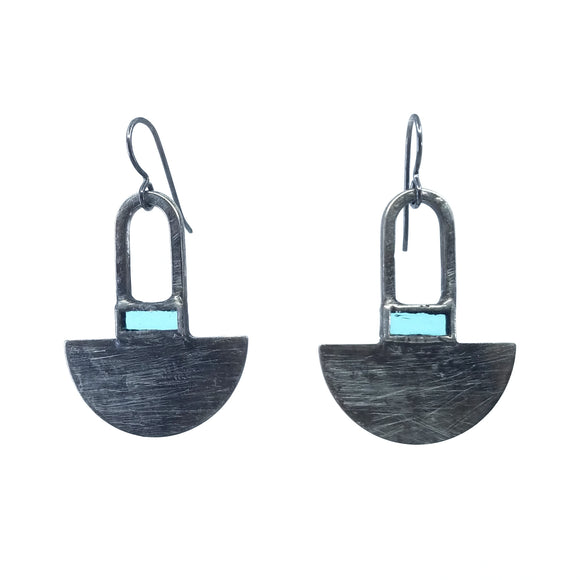 Guillotine Earrings - Short