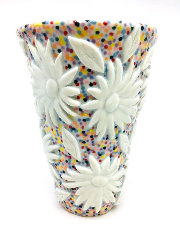 Applique Vase
