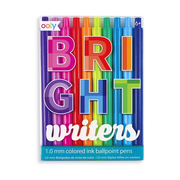 Bright Writers Pens
