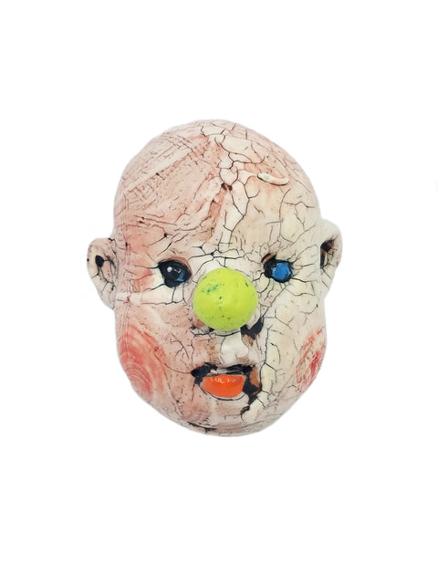 Doll Head with Nose (1)