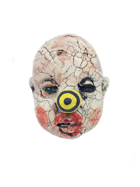 Doll Head with Nose (2)