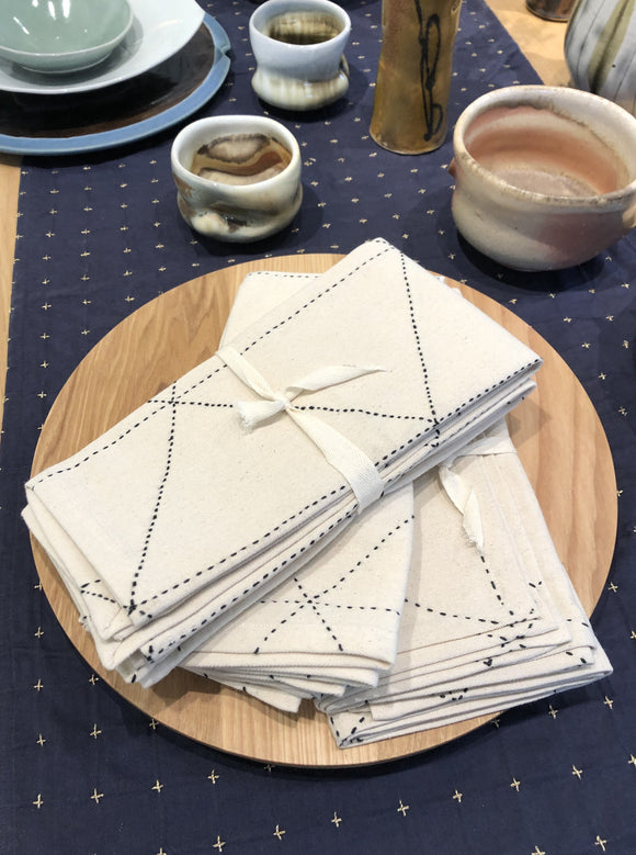 Graph Napkin Set