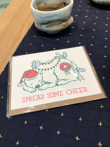 Spread Some Holiday Cheer Card