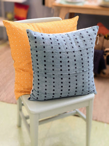 Micro Square Mud Cloth Pillow