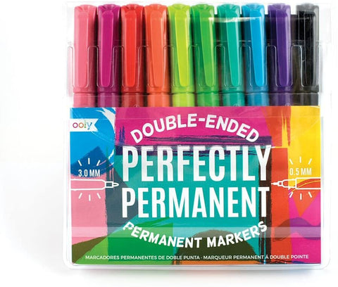 Perfectly Permanent Markers
