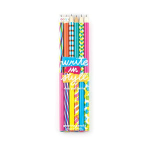 Write in Style Riso Print Pencils