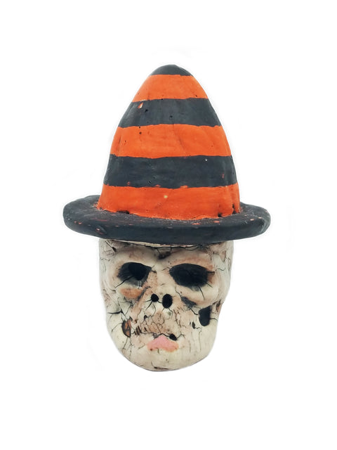 Small Skull in Hat (1)