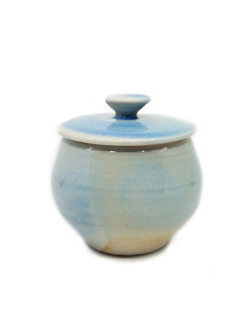 Small Blue Jar