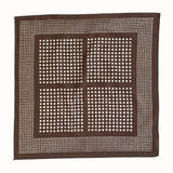 Windowpane Bandana