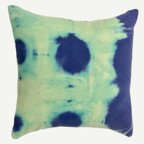 Blue/Green Pillow - Pre-Order