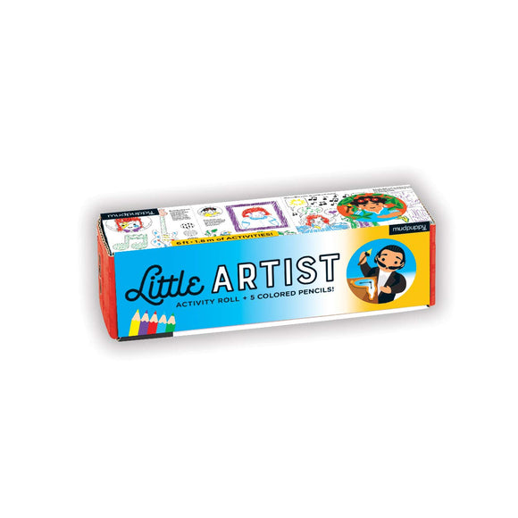 Little Artist Activity Roll