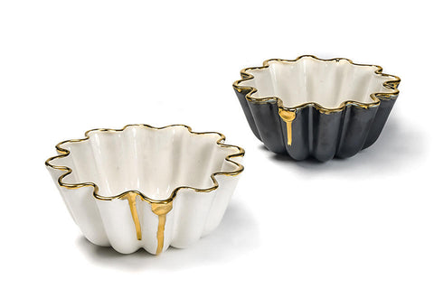Medium Fluted Bowl