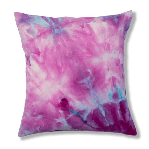 Purple Iris Pillow - Pre-Order