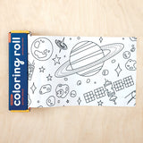 Outer Space Coloring Roll - 2 sizes