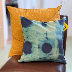 Hand Dyed Pillow