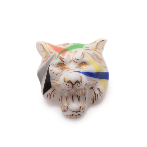 Tiger Tiger Brooch (Electric)