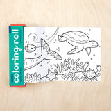 Under the Sea Coloring Roll - 2 sizes