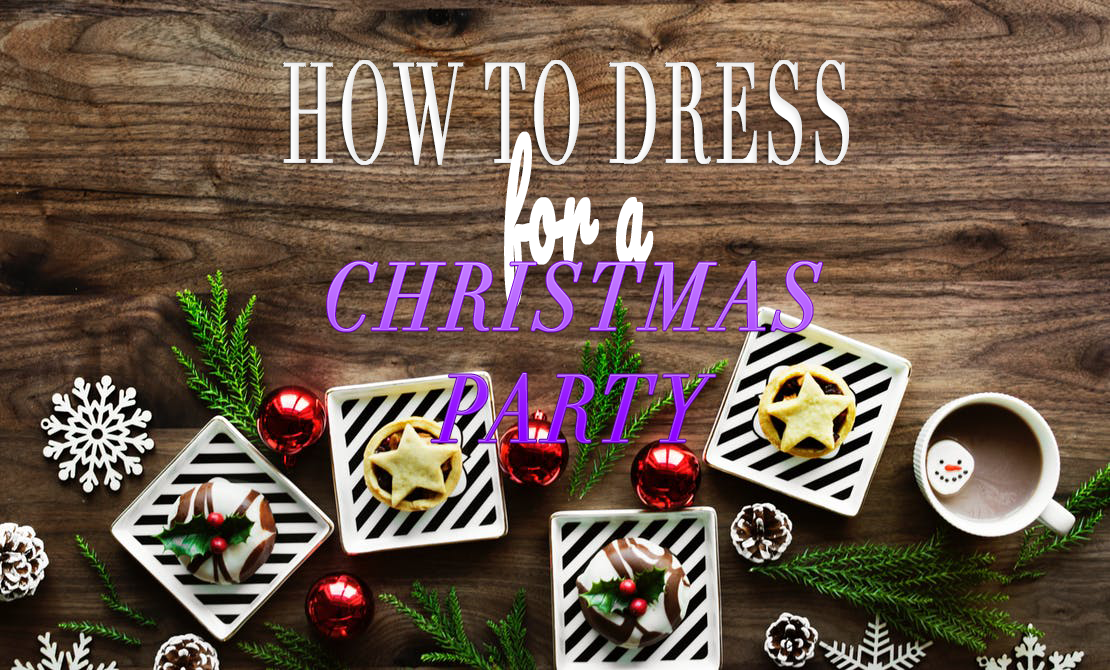 How to dress for a Christmas Party. YALIBELLA.COM