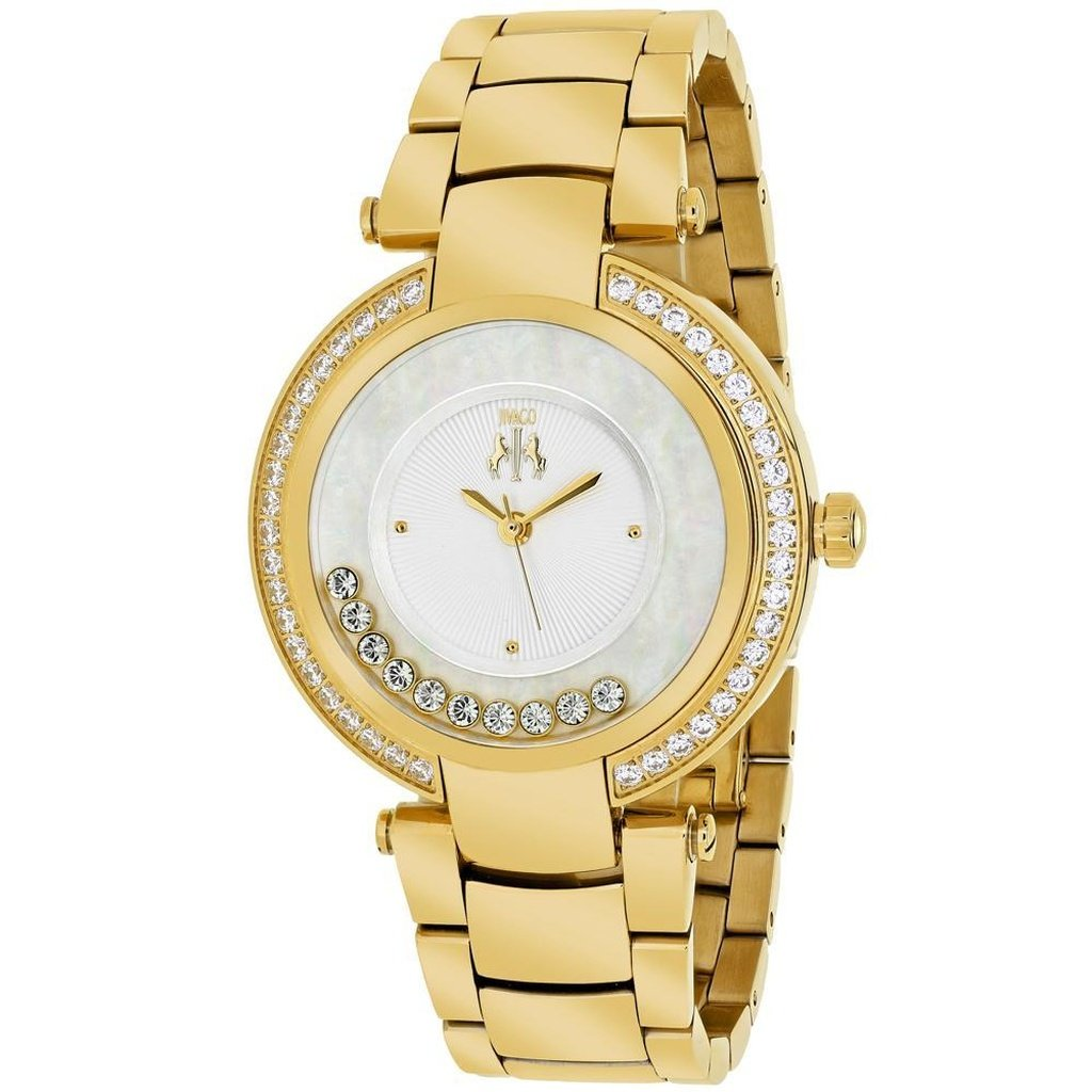 Gold Women's Celebrate JIVAGO Watch | Reloj Dorado para Mujer JIVAGO,Watch | Reloj,YALIBELLA
