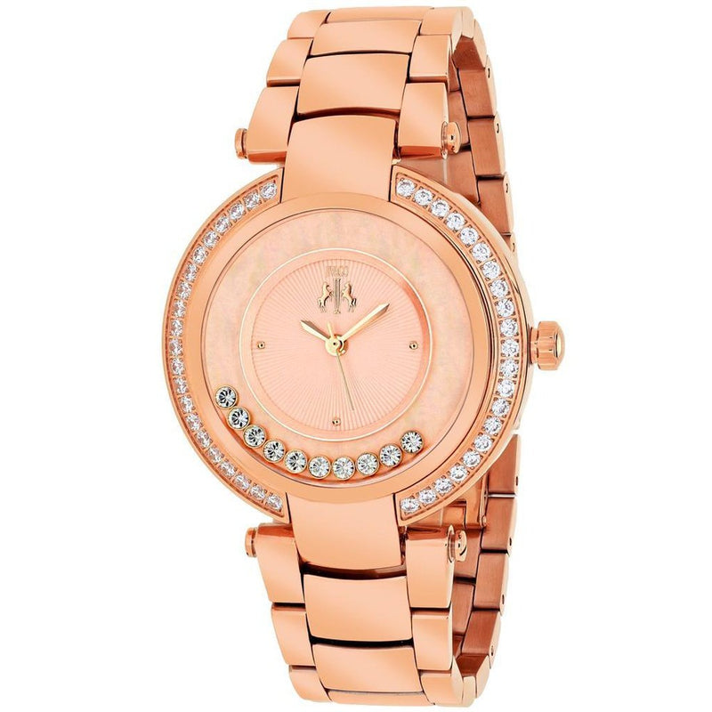 Rose Gold Women's Celebrate JIVAGO Watch | Reloj Rose Gold para Mujer,Watch | Reloj,YALIBELLA