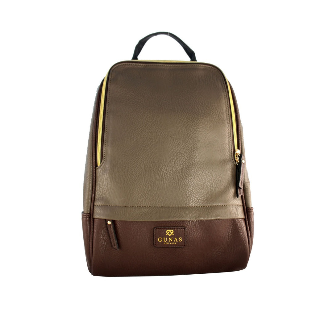 Cougar Vegan backpack in brown | Cougar bolsa vegana bolso vegano en café,YALIBELLA