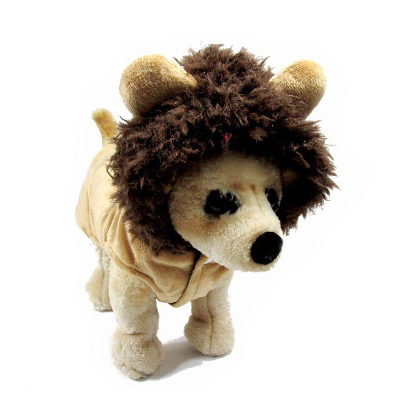 King of the Jungle Dog Costume -All Proceeds Go Towards Saving Animals