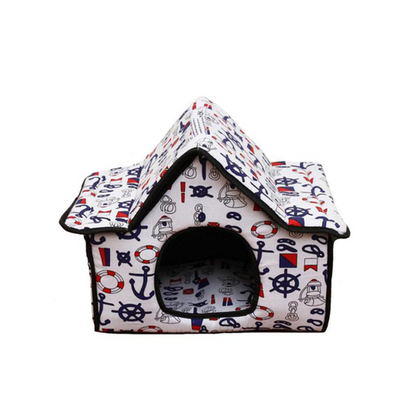 Doggo Tent House