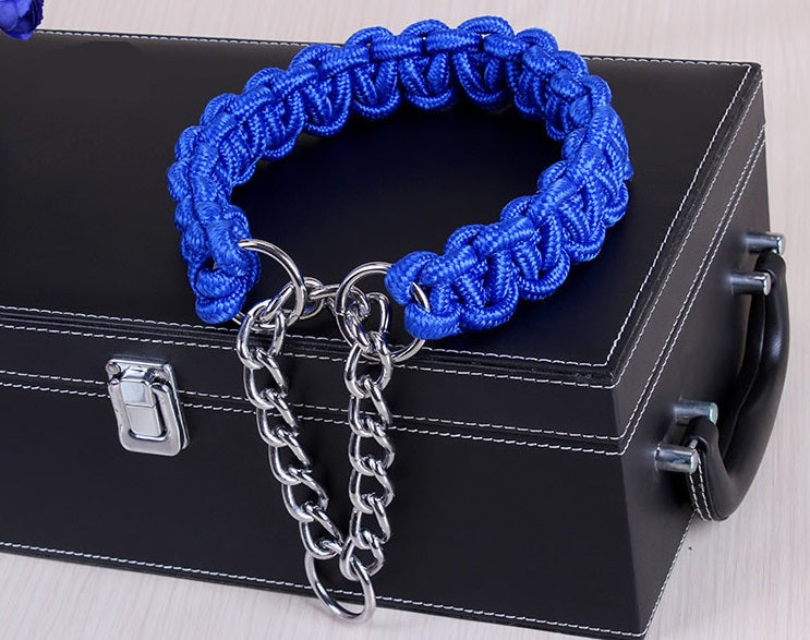 Paracord Chain Collar