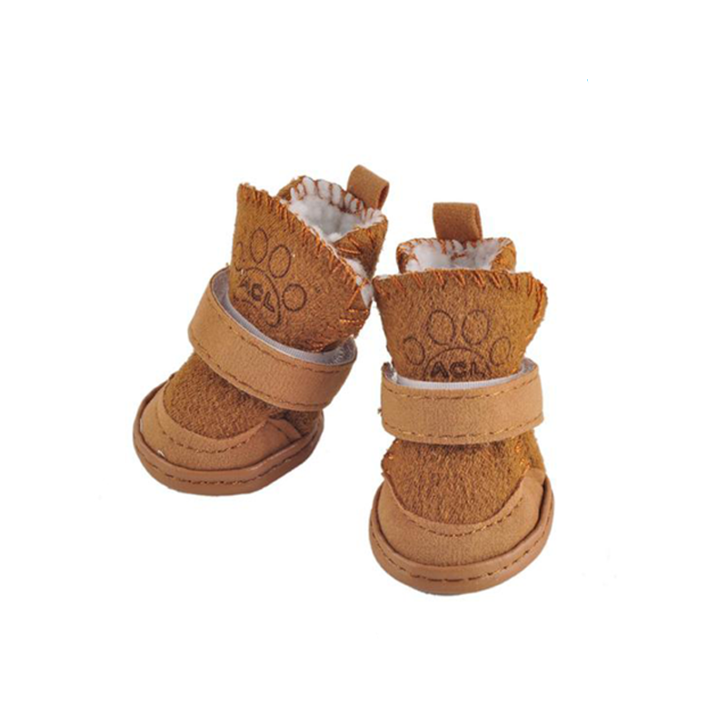 Leather Soft Dog Boots -All Proceeds Go Towards Saving Animals
