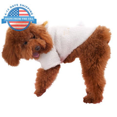 Sheep Costume For Dogs Clothes