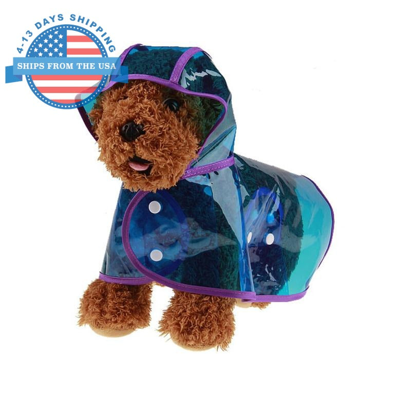Rain Cover For Dogs Clothes