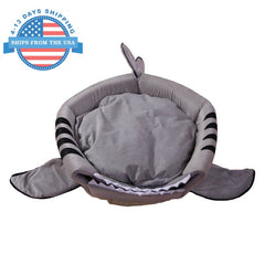 Shark Indoor Tent For Dogs Beds
