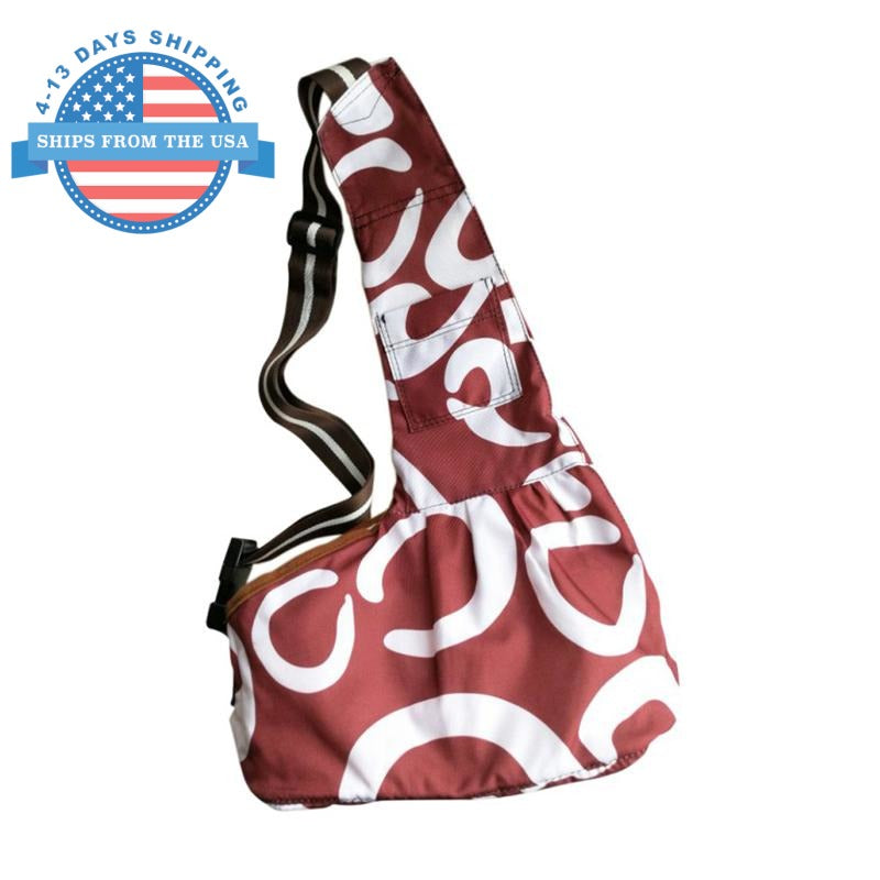Fun Prints Pet Sling Bag Accessories