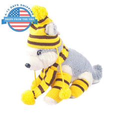Puppy Colorful Wear Yellow / Xs Accessories