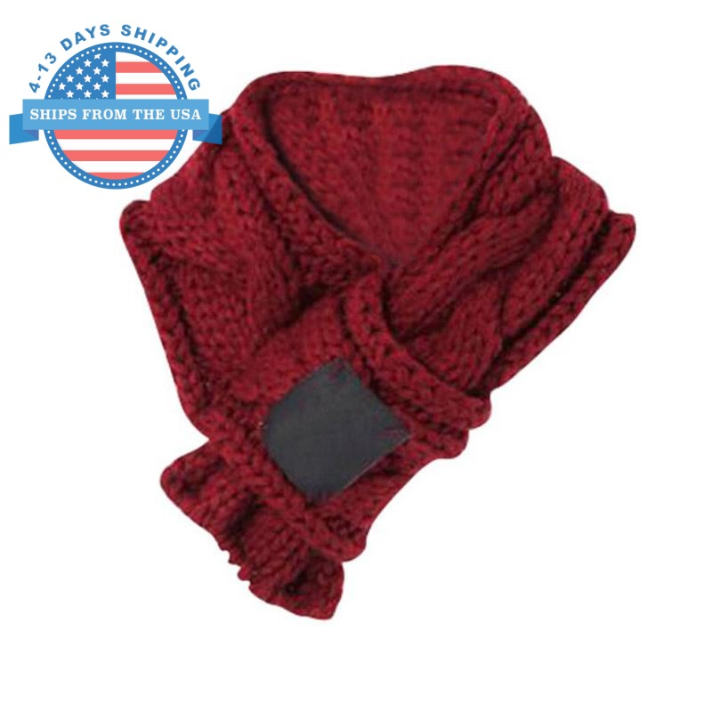 Decorative Pet Scarf Red / L Accessories