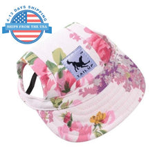 Spring Baseball Canvas Cap J / S Accessories