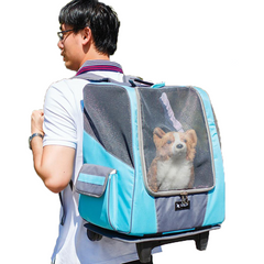 Backpack Pet Carrier -All Proceeds Go Towards Saving Animals