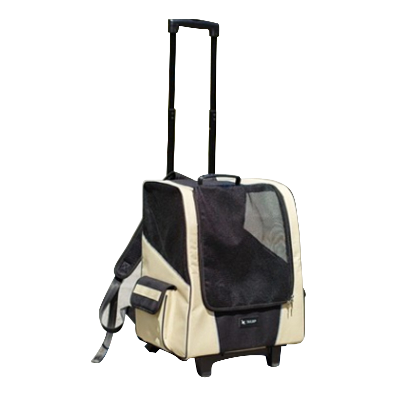 Drawbar Case Dog Carrier